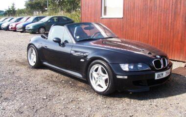 Youngtimer 1998  BMW Řada 3