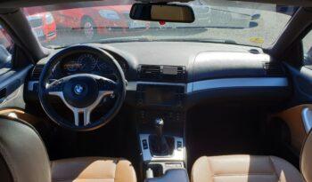 2003  Kupé BMW 330D full