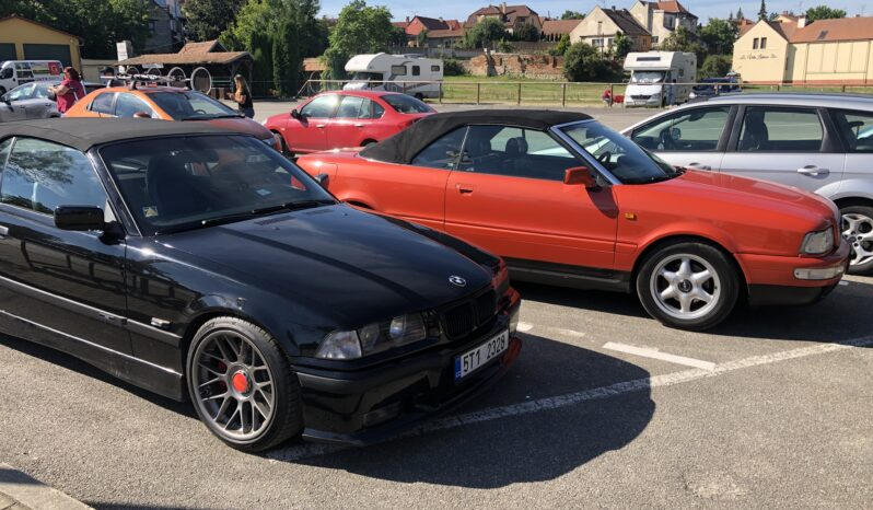 1996  Kabriolet BMW 328ci Convertible full