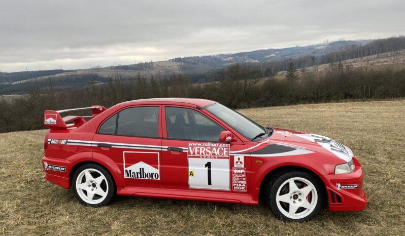 1999  Hatchback Mitsubishi Lancer Evolution full