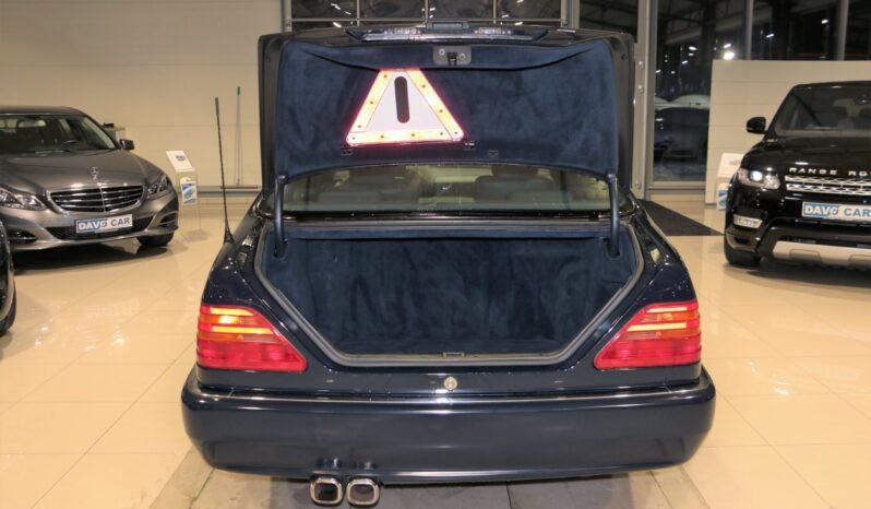 1994  Kupé Mercedes-Benz CL600 full