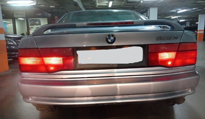 1990  Kupé BMW 850ci full