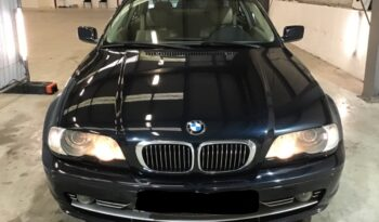 2001  Kupé BMW 330ci full