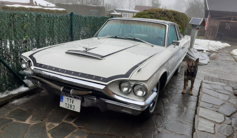 1964  Kupé Ford Thunderbird full