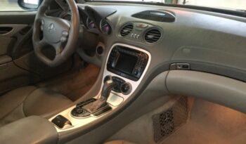 2001  Kabriolet Mercedes-Benz SL500 full