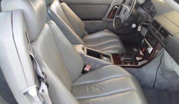 1991  Kabriolet Mercedes-Benz SL500 full