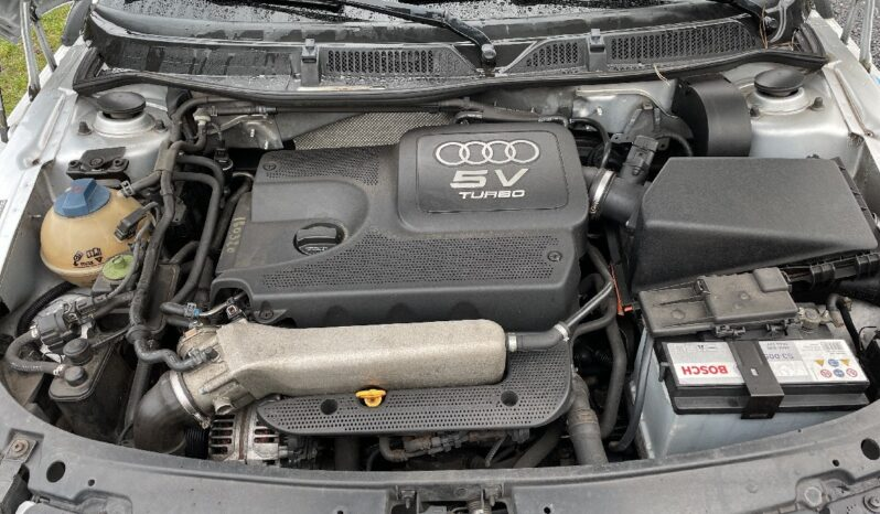 1999  Kupé Audi TT Coupe full