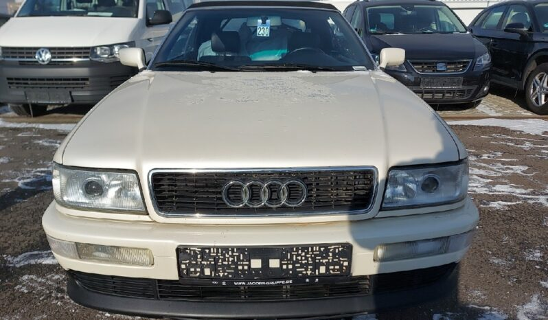 1997  Kabriolet Audi 80/90 full