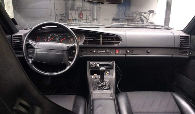 1992  Kupé Porsche 968 full