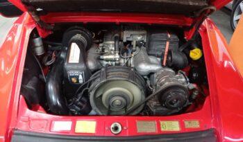 1986  Kupé Porsche 911 Targa full