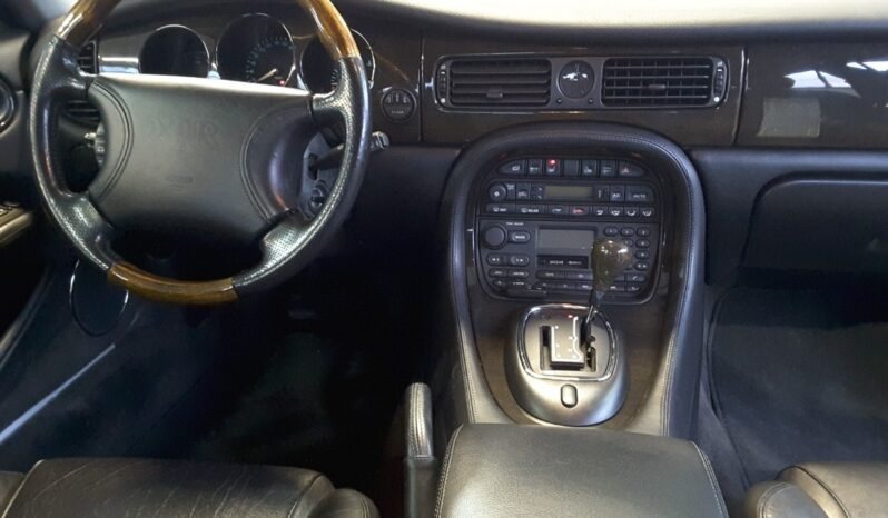 1998  Limuzína Jaguar XJ full