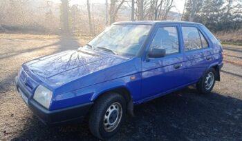 1992  Hatchback Škoda Favorit full