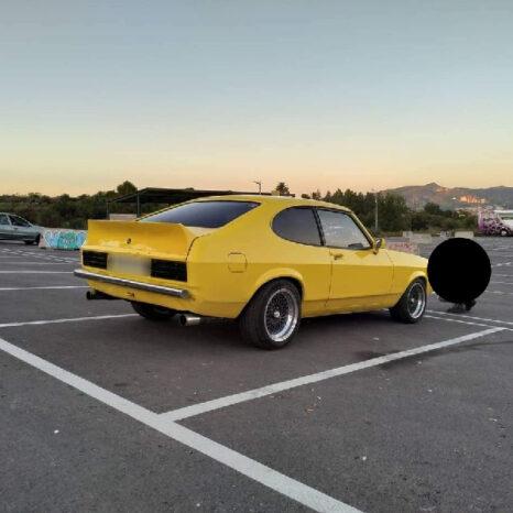 1983  Kupé Ford Capri full