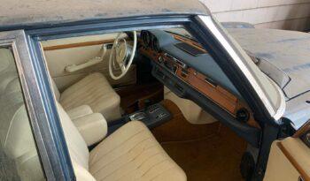 1971  Limuzína Mercedes-Benz 300SEL full