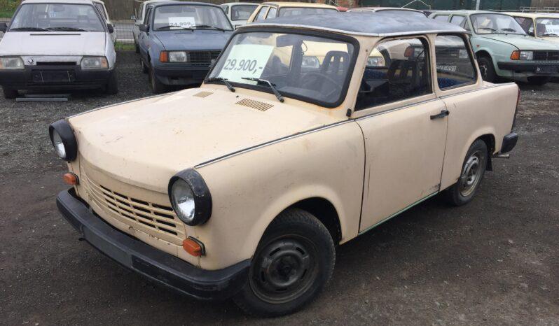 1990  Sedan Trabant 0.6 full
